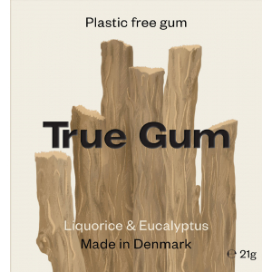 True Gum Liquorice and Eucalyptus