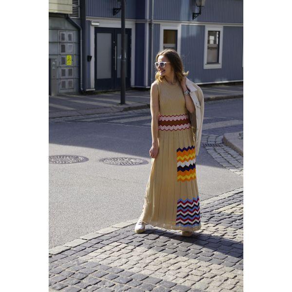 Zigzag Dress 2DG00384