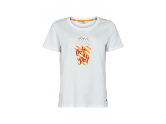 Nümph Nubryce orange tshirt 7320320