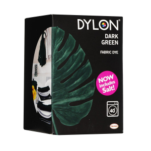 Dylon maskinfarge Dark Green