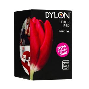 Dylon maskinfarge Tulip Red