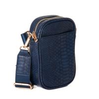 Caia mobil bag navy