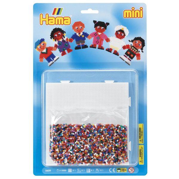 Hama Mini Verdens Barn 5000