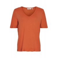 Nümph NUaleela orange tshirt 7320342