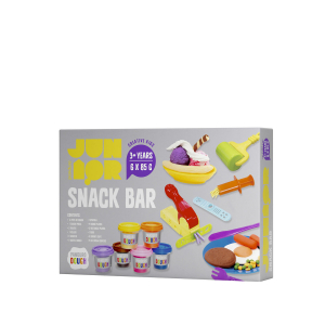 Panduro Dough kit Snack Bar