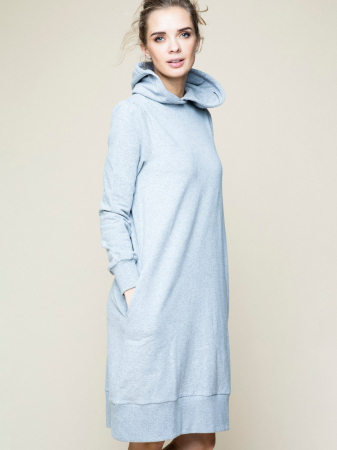 Claire Dress Grey
