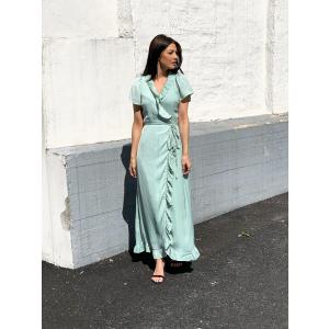 Takita Ankle Dress