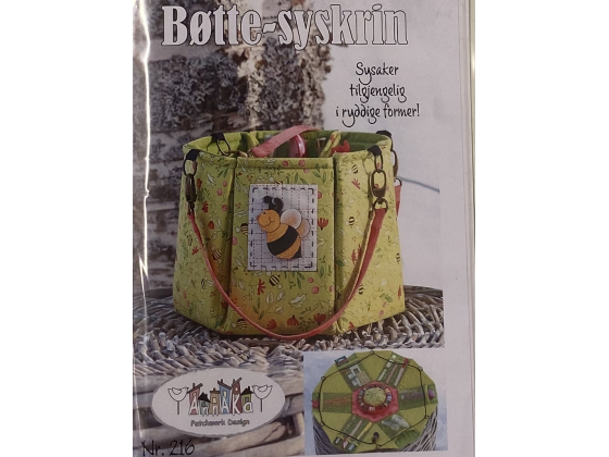 BØTTESYSKRIN - Materialpakke