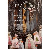 MyQuilt nr. 03 - 2018  Nå starter jule sømmen