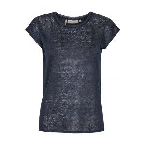 Faylinn O T-Shirt Blue