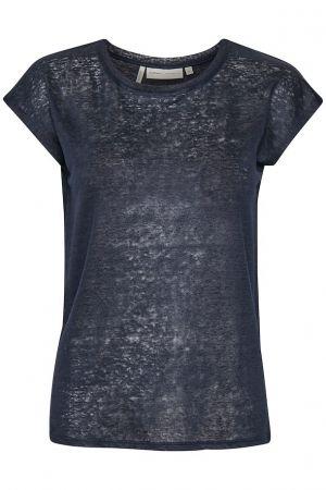 Faylinn O T-Shirt Blue