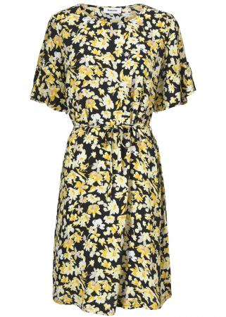 Casey Print Dress