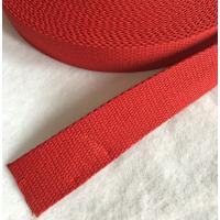 Webbing rød