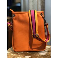 Dahlia small crossbag orange