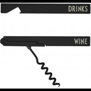 Drikke og vin-opptrekker
