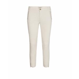 Etta Zip Cream Pant