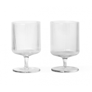 Ripple Wine Glass - 2pk