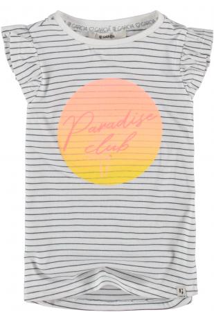 Garcia Paradise Club -shirt Girls