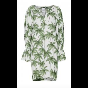 Paige palm dress