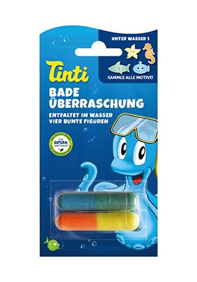 TINTI - BADESVAMPER