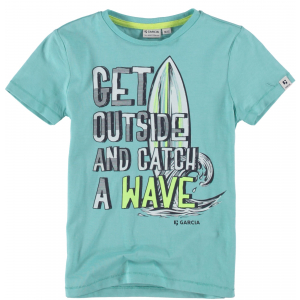 Garcia Catch a wave t-shirt boys kids