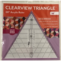 "Clearview triangle 10 "" 60¤"