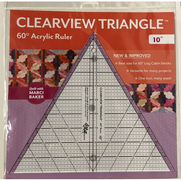 """Clearview triangle 10 """" 60¤"""