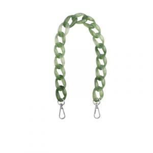 Chain veskerem Tortoise green