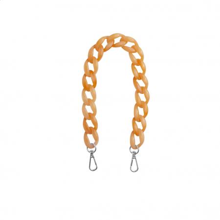 Chain veskerem Light orange
