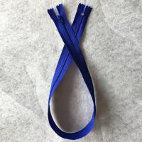 Glidelås indigoblå 50 cm