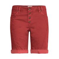 Pulz Rosita shorts red