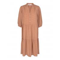 Cocouture Drops Cream Dress