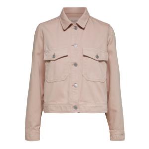 Ellie Pink Denim Jacket