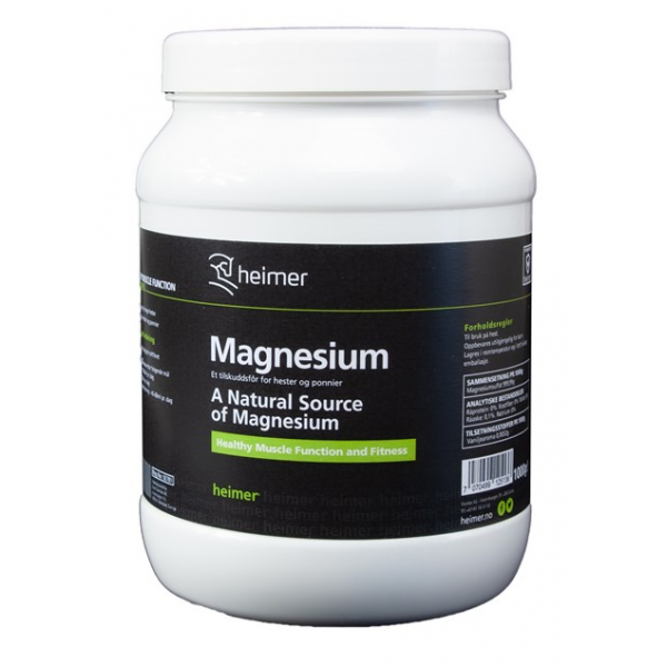 Heimer magnesium 1kg