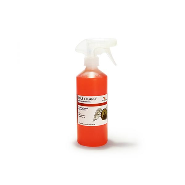 Red Horse Sole Cleanser 500ml