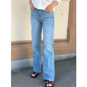 Mia Hw Straight Jeans Was Santa Elena