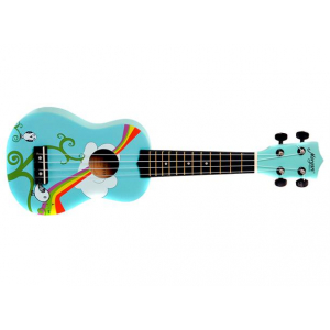 UKULELE MORGAN UK S 100 BIRD M/BAG