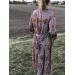 OBJAMELIA L/S SHIRT DRESS PB7