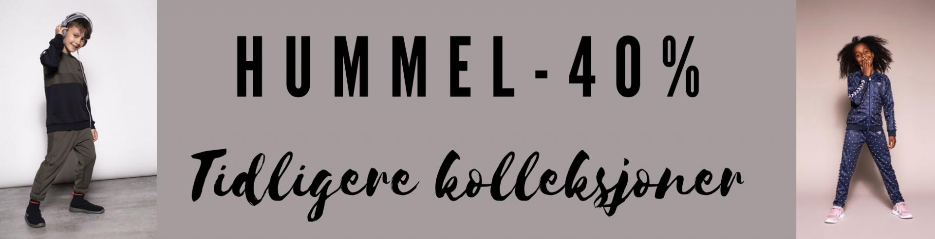 Hummel -40%