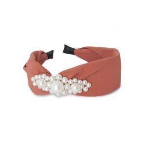 Hårbøyle med perler