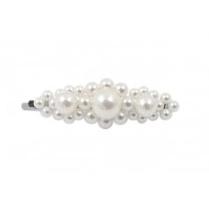 Hårklemme med perler