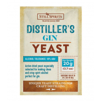 Distiller's Gin Yeast - Still Spirits  20g