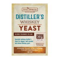 Distiller's Whiskey Yeast - Still Spirits  20g