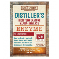 Distiller's Alpha-Amylase - High Temperature - Still Spirits 12 gram