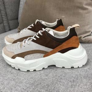 Amanda Sneakers Cinnamon