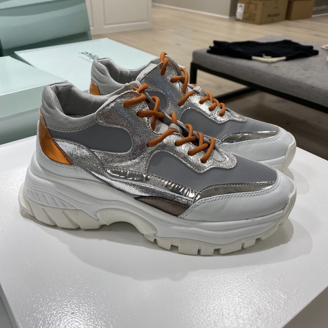 Elina Sneakers Silver