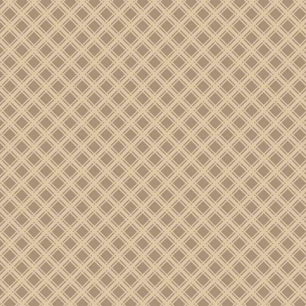 Elm cottage 50 cm rutet beige