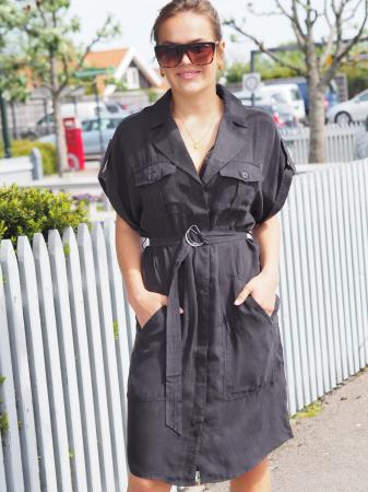 Luka Dress, Black