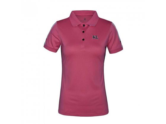 KL Luma Ladies Tec Piquet Shirt