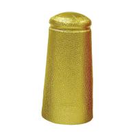 Aluminiumskapsler, Gull 100stk